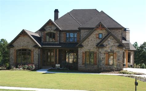 Home Exterior Design Atlanta Luxury European Style Homes Traditional Exterior