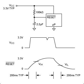 resistor capacitor reset circuit keep the product working microprocessor supervisors offer bi 电子技术 中国百科网