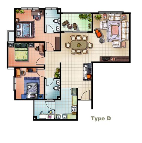 free floor plan maker with 3d home plans rectangular room 1920x1440 free floor plan maker with stairs design playuna