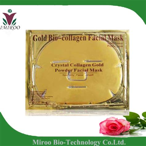 Gold Bio Collagen Mask 2015 gold bio collagen mask mask gold
