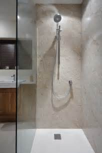 Shower Wall Board by Nuance Laminate Panelling Is An Ideal Alternative To