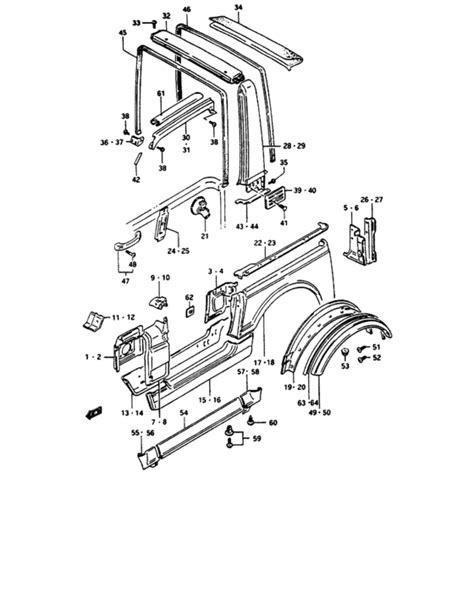 alternator wiring diagram 1988 suzuki samurai alternator