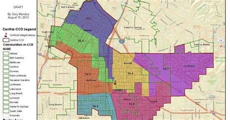 cerritos college map gary mendez cerritos commuity college district trustee areas