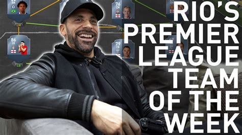 epl team of the week rio s fifa epl team of the week ep1 youtube