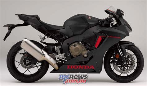Honda Cbr 1000rr by 2017 Honda Cbr1000rr Fireblade Mcnews Au