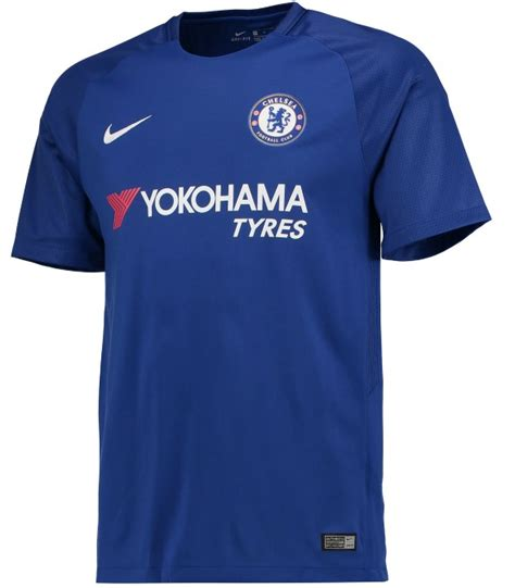 Jersey Chelsea Home 2019 new chelsea nike kit 2017 2018 cfc home away jerseys 17 18 football kit news