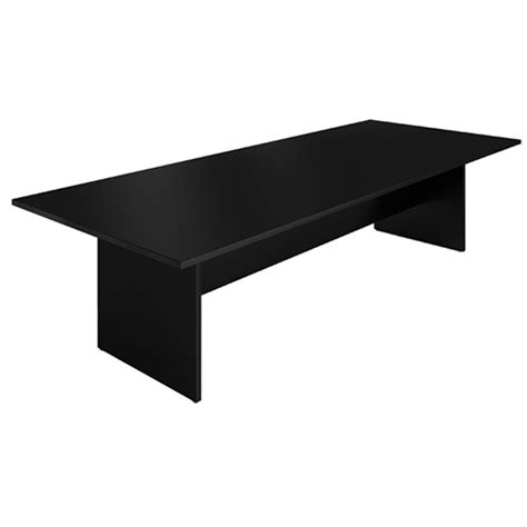 Black Conference Table with Trade Show Conference Furniture Rental Conference Furniture For Trade Shows