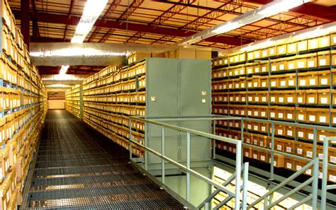 Government Records New Webinar Protection And Storage Of Permanent Paper Records The Record