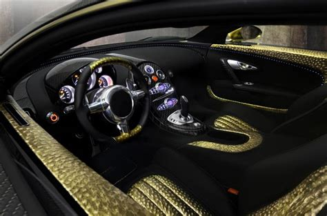 Buggatti Interior by Cars World Bugatti Veyron Interior