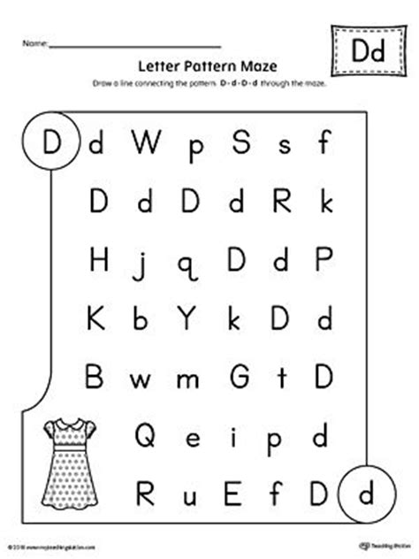 letter pattern games 17 best images about alphabet worksheets on pinterest