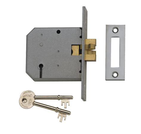 Deadlock Door Knob by Union 2477 3 Lever Sliding Door Mortice Deadlock Only 163 24 20 In Stock