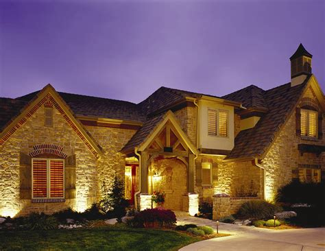 lighting house 11 stunning photos of landscape lighting pegasus