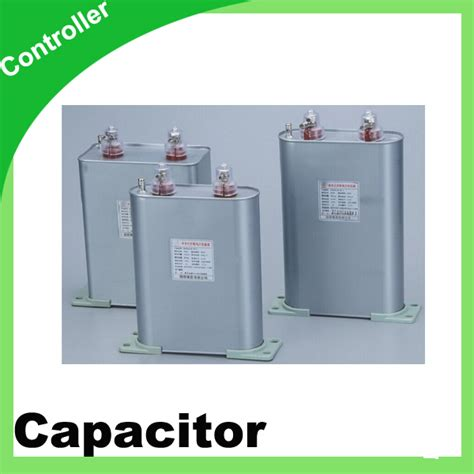 capacitor parallel power factor bsmj0 23kv 2 5kvar 1 2 5kvar single phase power factor correction capacitor bank square type in