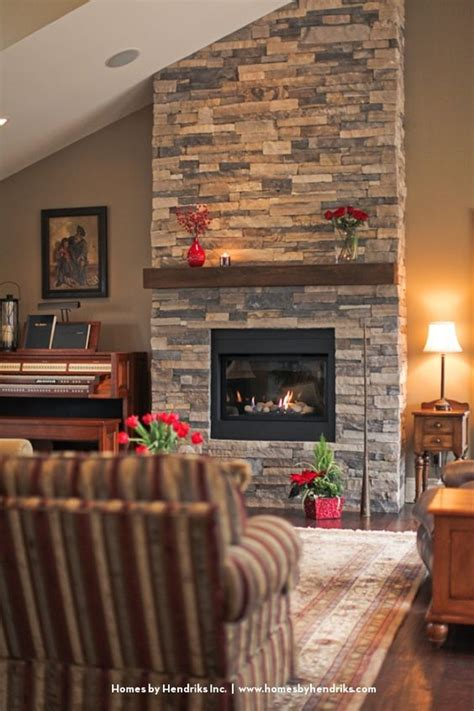 stone around fireplace stone around fireplace pinteres