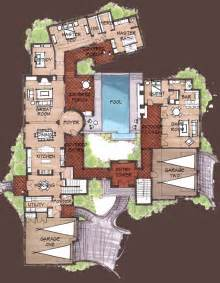 Buy House Plans by Hacienda House Plans Find House Plans