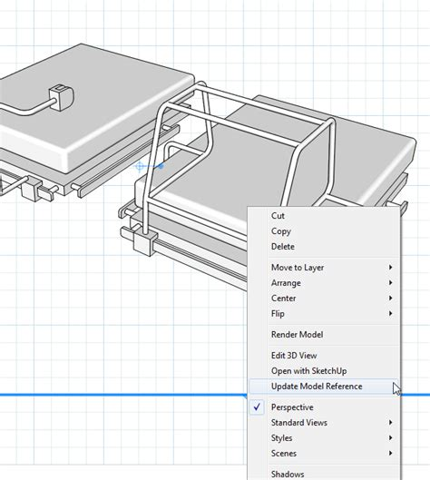 sketchup layout guidelines sketchup scene update in layout layout sketchup community