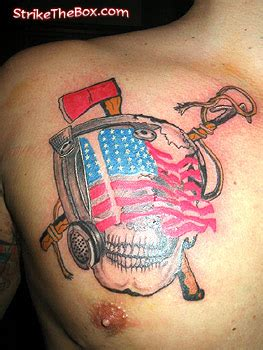 tattoo places near penn station fire fighter tattoos