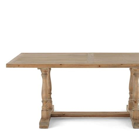trestle dining table jcpenney home home tables and dining tables