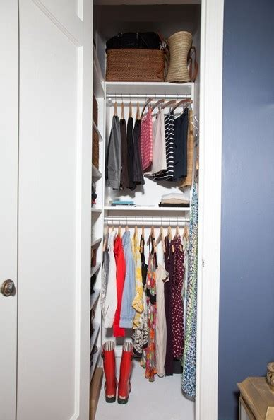 Editor Closet by Clothes Closet After Before After An Editor S Closet