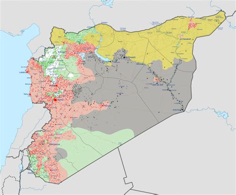 syrian war map quot assad s history of chemical attacks and other atrocities quot