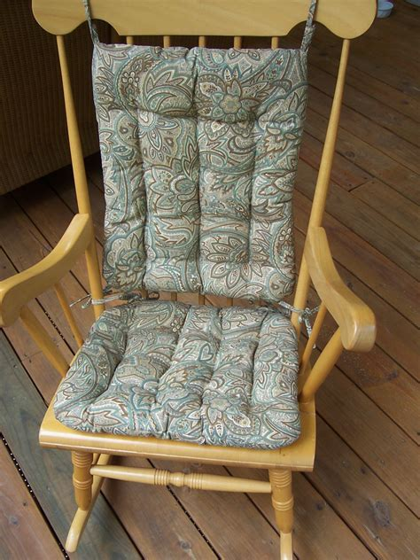 Rocking Chair Cushion Sets and More   CLEARANCE!!