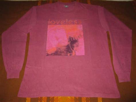 my bloody loveless t shirt 1991 my bloody loveless vintage t shirt