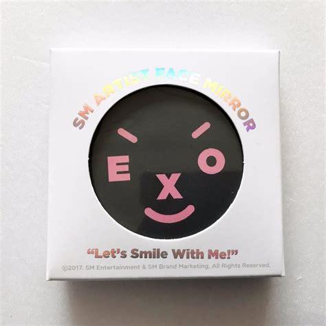 Sum Exo Kokobop Sticker Set sm town sum market official sm artist mirror lets