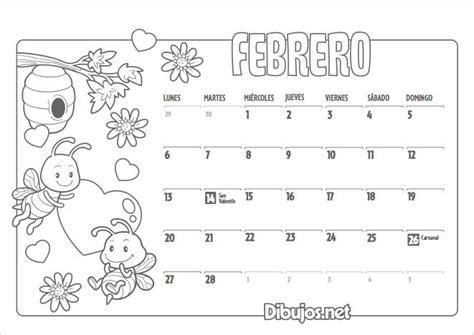 calendario para colorear 12 best meses del a 241 o images on pinterest colouring in