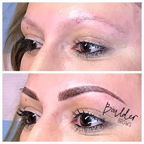 eyebrow tattoo denver best 25 permanent eyebrows ideas on