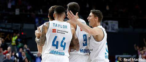 entradas real madrid baloncesto euroliga la semifinal de la final four de euroliga al detalle en