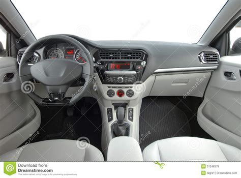 How To Shoo Car Interior At Home Car Interior Royalty Free Stock Images Image 31248379