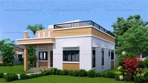 2018 modern design house roof top house design with rooftop philippines