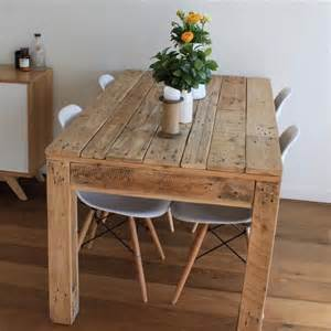 Diy Dining Room Table 25 best ideas about pallet dining tables on pinterest