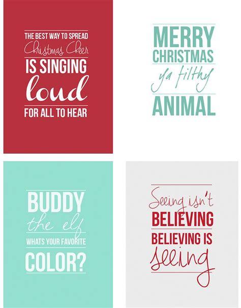 Xmas Film Quotes | top christmas movie quotes quotesgram