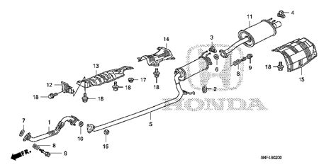 2000 honda civic exhaust diagram honda civic exhaust diagram honda free engine image for