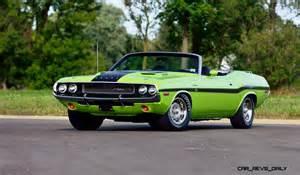 mecum 2016 musclecars 1970 dodge hemi challenger rt