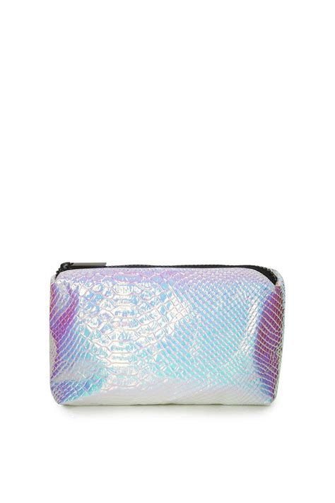Hologram From Topshop by Holographic Make Up Bag Topshop From Topshop Accessories