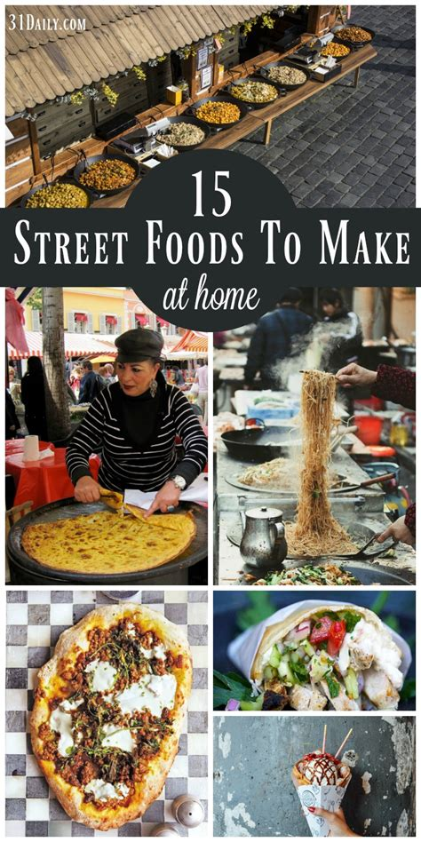 traveling the world with food recipes to make at