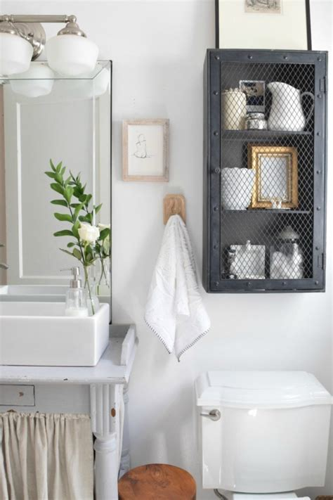 organizing small bathroom small bathroom ideas and solutions in our tiny cape