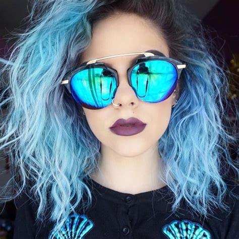 blue hair colors 35 fresh new light blue hair color ideas for trendsetters