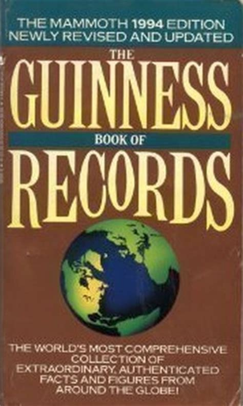 guinness world records science stuff books guinness book of world records 1994 by guinness world