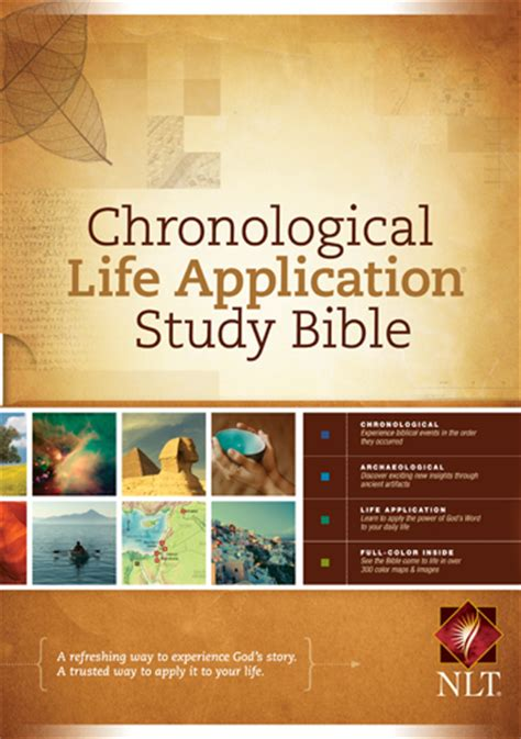 Marriage Bible Verses Nlt by Chronological Application Study Bible Clasb Nlt For