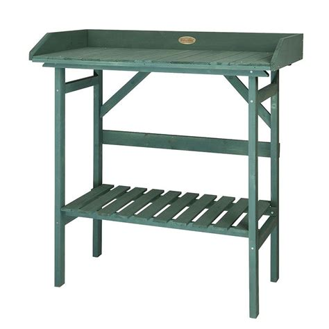 potting bench table westland painted potting table on sale fast delivery