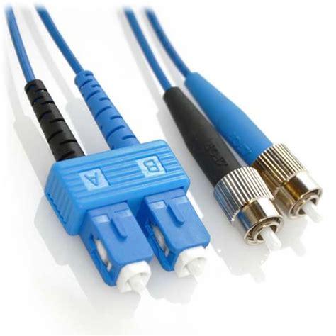 Rails Search Insensitive 25m Sc Fc Duplex 9 125 Singlemode Bend Insensitive Fiber Patch Cable Blue