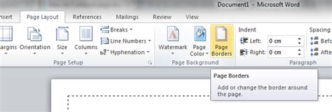 page layout horizontal word how do i remove page margins in word super user