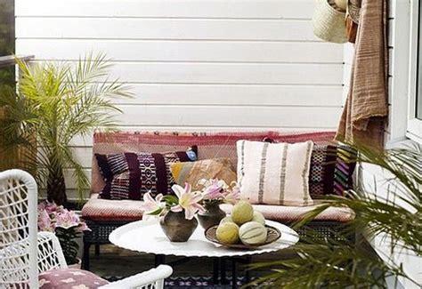 ideas decoracion terraza barata decoracion barata balcones peque 241 os hoy lowcost