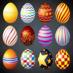 Decorated Eggs by Decorative Easter Eggs By Pilart Graphicriver