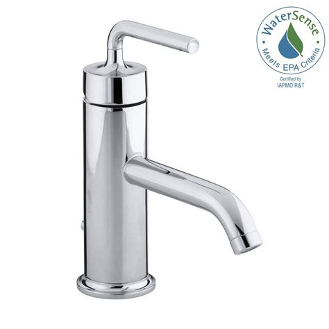 kohler purist kitchen faucet kohler purist single single handle low arc bathroom