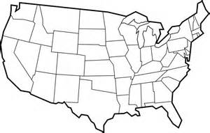 us map empty states blank united states map worksheet pichaglobal