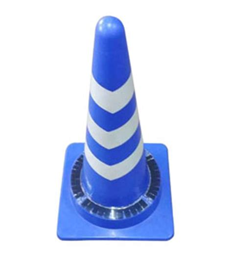 solar road cone led traffic cone for road safety